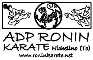LOGO ADP RONIN KARATE NEW