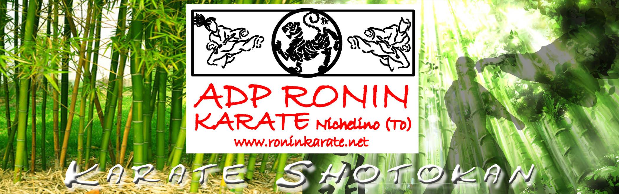 ADP RONIN KARATE Nichelino